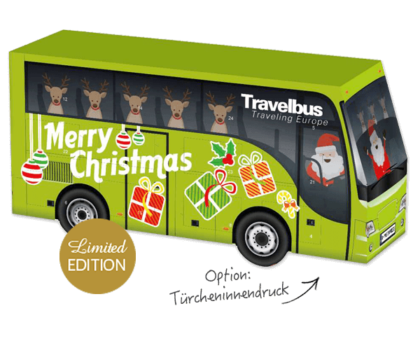 3D-Bus-adventskalender