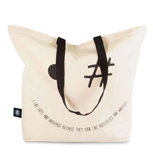 Canvas-Tasche-Antje