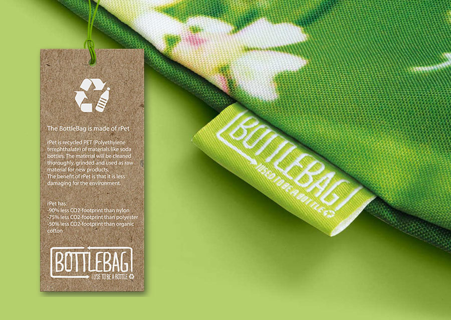 bottlebag-Weblabel